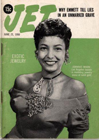 Ebony and jet magazine