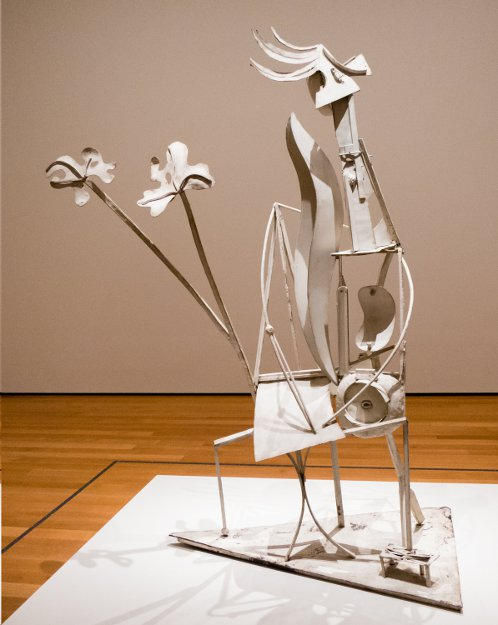Picasso's Sculpture Show at MOMA – The Artist's Giant