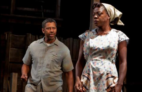 fences debuts on the big screen to rave reviews highbrow magazine fences debuts on the big screen to rave reviews