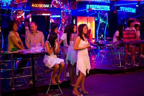 Bankok sex tourism
