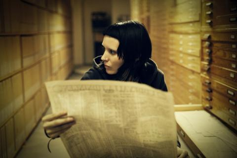 """Girl With the Dragon Tattoo,"" ""Tinker Tailor Soldier Spy"" Arrive on DVD, Blu-ray"