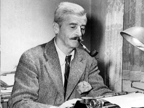 a biography of william faulkner and features of his works William faulkner bibliography this article is incomplete please help to improve it, or discuss the issue on the talk page (june 2011) william faulkner bibliography faulkner photographed in a literary reference to his life and work.